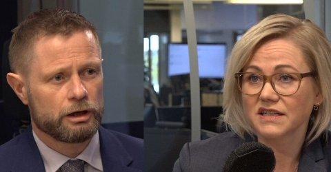 UKLART BUDSKAP: Arbeiderpartiets helsepolitiske talsperson Ingvild Kjerkol bør svare klart på om hun vil at Norge skal kjøpe seg foran i vaksinekøen.