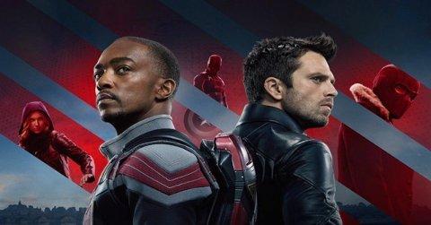 Falcon and the Winter Soldier er den nye serien fra Marvel og Disney+