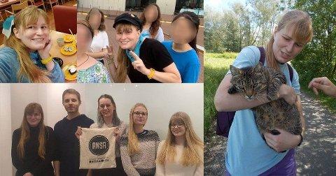 STUDENT: Norsk Ingrid var student i Japan når situasjonen oppstod.