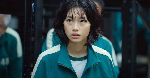 SKYTER FART: På rekordtid har HoYeon Jung skutt fart inn i filmverdenen, takket være Netflix-suksessen «Squid Game».