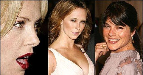 HOTTE SCENER: Disse tre har alle spilt i sexy scener på film - uten at det innvolverer nakenhet.