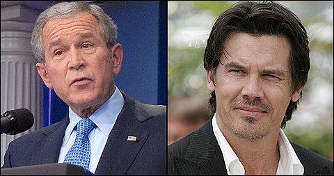 BLIR PRESIDENT: Josh Brolin er mannen Oliver Stone vil ha til rollen som president George W. Bush.
