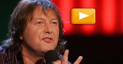 NY SINGEL OG MUSIKKVIDEO: Charter-Svein er «Kongen av Mallorca». Se hans flunkende nye musikkvideo her!