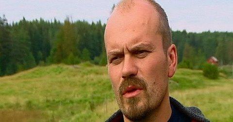 FØRSTEKJEMPE: Hugo ble valgt til kamp av storbonde Ingunn.