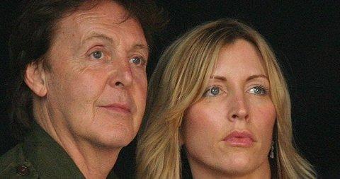 OPPGJØR: Sir Paul McCartney og Heather Mills møtes denne uken i retten.