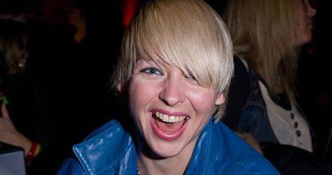 FORNØYD: Mariann Thomassen blir GP-Mariann.