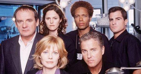 ALLE VIL HA CSI: Gjengen fra serien over åtti millioner så i fjor.