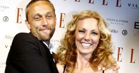 KJÆRLIGHETEN TOK SLUTT: Lars Bohinen og hans kjæreste gjennom tre år, Linda Bern, har gått fra hverandre.