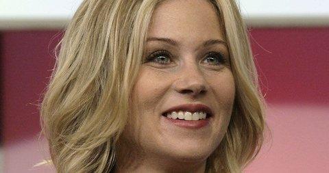 KREFT: Christina Applegate har brystkreft.