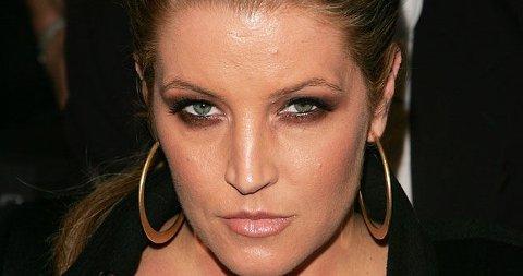 VENTER TVILLINGER: Lisa Marie Presley venter tvillinger til høsten.