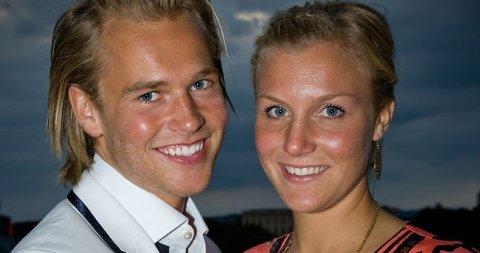 Mali Fjogstad Nilsen og Marius Christopher Hartmann Dietrichson