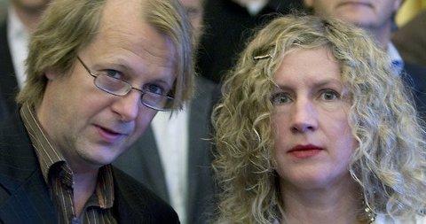 TAR SAKEN VIDERE: Lars Lillo-Stenberg og Andrine Sæther tapte i Høyesterett i saken mot Se og Hør om trykking av bryllupsbilder uten samtykke. Nå tas saken til Menneskerettighetsdomstolen.