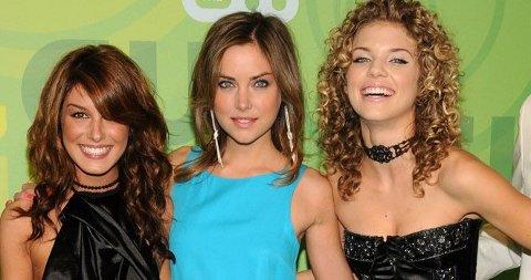 JENTENE: Shenae Grimes, Jessica Stroup og Annalynne McCord tar over som jentene i Beverly Hills 90210 - i spinoff-serien 90210. Men kan de toppe Brenda, Kelly og Donna?