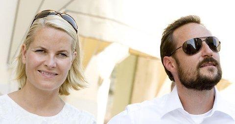 PÅ TUR: Tirsdag denne uken starter kronprinsparets fylkestur - denne gangen er det Telemark som står på turprogrammet.