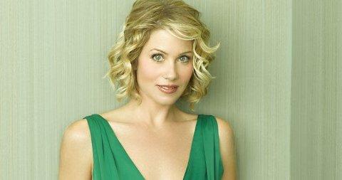 TILBAKE: Christina Applegate gjorde stor sukess på 90-tallet i serien Bundy, nå er hun tilbake i en ny komiserie.