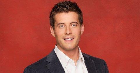 NY UNGKAR: Britiske Matt Grant skal smelte amerikanske damehjerter i den tolvte sesongen av The Bachelor.
