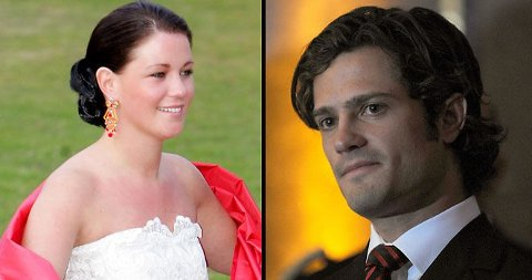 IKKE SLUTT? Emma Pernald snakker ut om bruddryktene med Carl Philip i svenske Expressen.