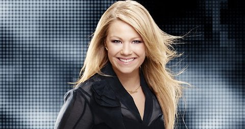 PROGRAMLEDER: Maria Haukaas Storeng skal lede Melodi Grand Prix-rundene i Norge rett over nyåret.
