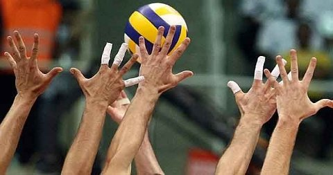 Generelt volleyball bilde