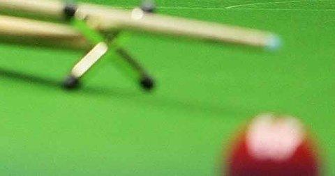 Generell snooker-illustrasjon