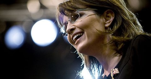 TØFF, TØFFERE: Sarah Palin fortalte hvor tøff hun ville være hvis hun ble sjef.