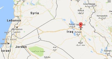 Bagdad, Irak.