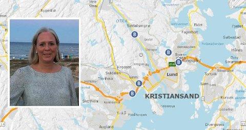 Bompengeutgiftene øker for svært mange nordmenn i årene som kommer. Nå snakker noen om måtte flytte. En av dem er Randi Erlandsen (46), som sier til Fædrelandsvennen at hun vurderer å flytte etter at bompengene nesten blir doblet til 18.000 kroner årlig.