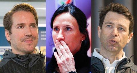 Emil Hegle Svendsen, Marit Bjørgen og Ole Einar Bjørndalen har alle bestemt seg for å legge opp.