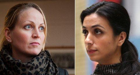 Da Hadia Tajik (Ap) hørte om truslene mot Klepp-ordfører Ane Mari Braut Nese (H), tok Ap-nestlederen straks kontakt med ordføreren.