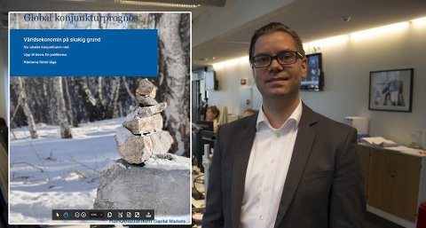 Marius Gisholt er seniorøkonom i Handelsbanken i Norge.