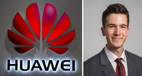 Cyberekspert Valentin Weber ved University of Oxford tror Kina vil straffe Norge med sanksjoner dersom den kinesiske mobilgiganten Huawei holdes ute fra det norske markedet.