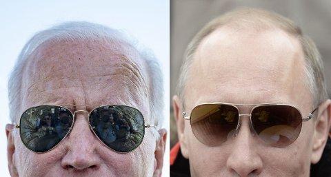 Verdens øyne rettes onsdag mot Villa La Grange (fødestedet til den første Genève-konvensjonen) der de to statsoverhodene Joe Biden og Vladimir Putin for første gang møtes ansikt til ansikt etter at Biden ble president.