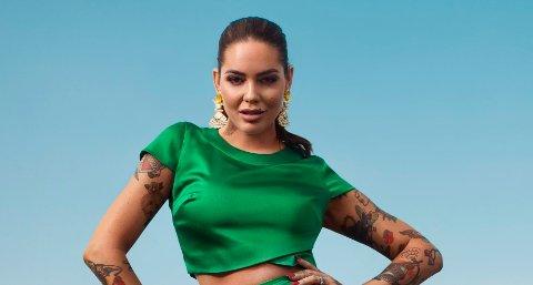 PROGRAMLEDER: Triana Iglesias er for tiden aktuell som programleder for «Paradise Hotel» for 15. gang. Hun har flere ganger måttet være ansiktet utad når kritikken hagler.