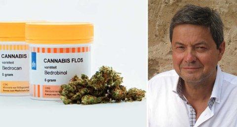 FLERE VIL BRUKE CANNABIS: Overlege Sigurd Hortemo i Statens legemiddelverk tror at de fremover vil få flere henvendelser fra pasienter som ønsker å bruke cannabis. Trolig vil nederlandske Bedrocan bli leverandør av cannabis til Norge.