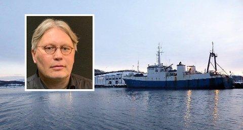 Politisk redaktør i Nordlys, Skjalg Fjellheim, frykter ikke «fiskekrigen» mot EU.