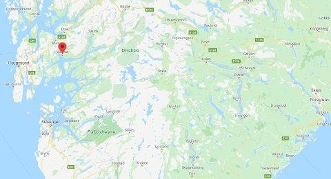 En 92 år gammel mann er savnet i Vikedal i Vindafjord kommune i Rogaland siden onsdag kveld.