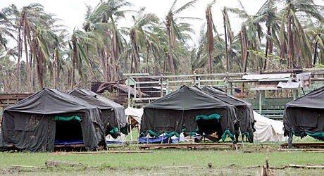 Flyktningeleir Burma