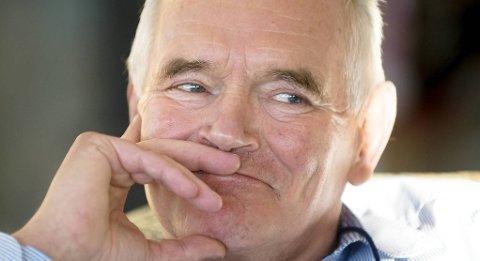 NORSK BLIR SVENSK: Trond Mohn, styreleder i Frank Mohn AS, selger bedriften til svenske Alfa Laval for 13 milliarder kroner.