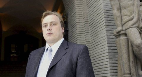 KONKURS OG TILTALT: Aage Mjeldheim var i en årrekke profilert advokat.