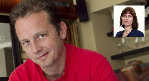 MATKRIG: Kokken, programlederen og forfatteren Andreas Viestad reagerer kraftig på mateksperten Marianne Sundes frykt for norske kyllinger.