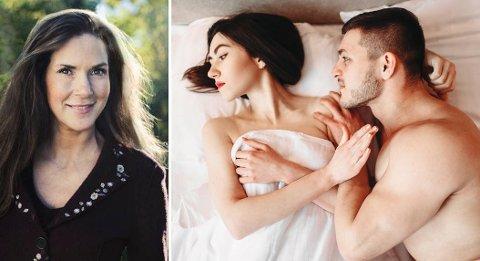 SEXLIV: Parterapeut Bianca Schmidt snakker ofte med par som sliter med sexlivet, men det er sjelden selve sexen som er problemet, men heller det emosjonelle rundt.
