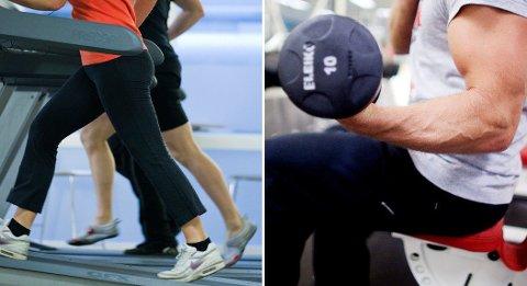 TRENING: Hvilken type trening forbrenner mest, styrketrening eller utholdenhetstrening? Forskerne har svaret - men det er noe helt annet som er avgjørende for vektnedgang.