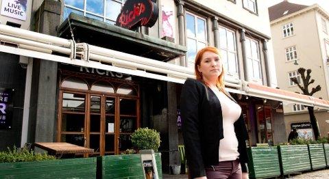 Weronika Wasilewska ble avvist i døren på Rick's fordi hun ikke hadde med seg pass på firmafest.