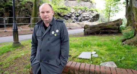 STREIKEVILJE: Leder for Utdanningsforbundet i Bergen, Bjarne Mohn Olsvold, sier streikeviljen blant medlemmene er stor.