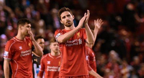 SUNDERLAND: Fabio Borini skal være på vei til Sunderland.