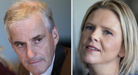 Frp-nestleder Sylvi Listhaug savner Jens Stoltenberg, både på grunn av næringspolitikken og innvandring. Hun mener det er rene « hjemme alene-fest» under Støre.