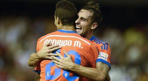 I STORFORM: Valencia og Paco Alcacer.