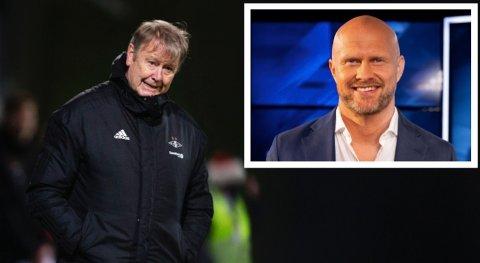 Joacim Jonsson tviler på at Åge Hareide trener Rosenborg etter denne sesongen, om han ikke er med i gullkampen inn til det siste i 2021.
