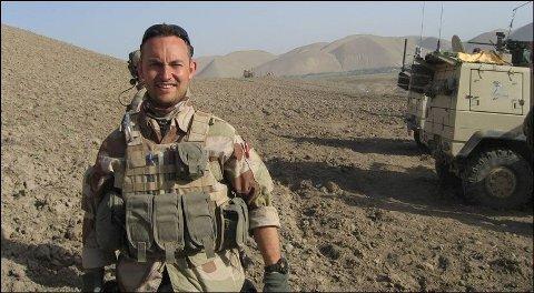 Kaptein Trond Petter Kolset fra Steinkjer døde på grunn av en selvmordsbomber i Afghanistan for ti år siden.