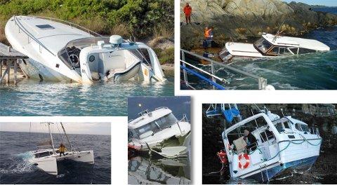 I Arendal ble det presentert tall og fakta rundt drukning og ulykker med fritidsbåter. Fotomontasje: Tryg Forsikring